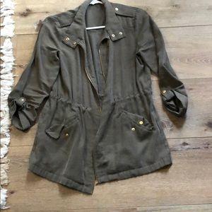 Zara basic light jacket